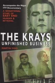Krays Unfinished Businessby: Fido, Martin - Product Image