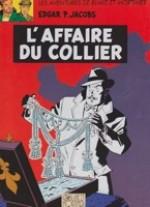 L'Affaire du Collier -  Les Adventures de Blake et Mortimerby: Jacobs, Edgar P. - Product Image