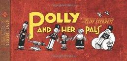 LOAC Essentials 3: Polly and Her Pals 1933 (The Library of American Comics Essentials)by: Sterrett, Cliff - Product Image