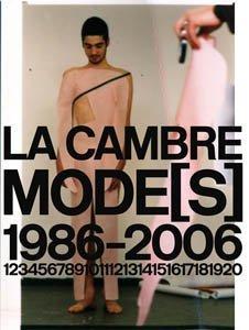 La Cambre Modes, 1986-2006by: Delcampe, Tony - Product Image