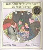Lady Who Put Salt in Her Coffee, Theby: Hale, Zucretia - Product Image