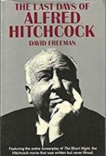Last Days of Alfred Hitchcock, The by: Freeman, David - Product Image