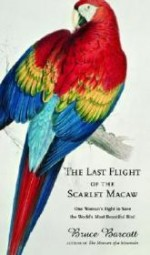 Last Flight of the Scarlet Macaw: One Woman's Fight to Save the World's Most Beautiful Birdby: Barcott, Bruce - Product Image