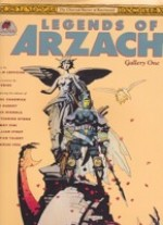 Legends of Arzach: Gallery Two - The Whit Pteronby: Lofficier, R.J.M. - Product Image