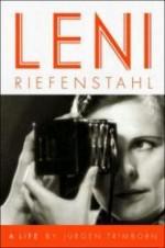 Leni Riefenstahl: A Lifeby: Trimborn, Jurgen - Product Image