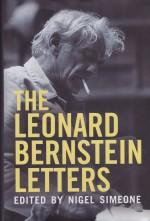 Leonard Bernstein Letters, Theby: Simeone (Ed.), Nigel - Product Image