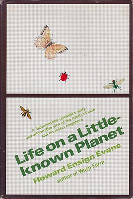 Life on a Little-known Planetby: Evans, Howard Ensign - Product Image