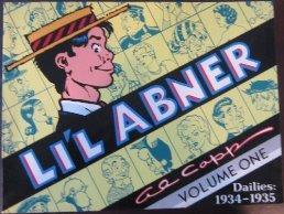 Li'l Abner: Dailies, Vol. 1: 1934-1935by: Capp, Al - Product Image