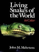 Living snakes of the world in colorMehrtens, John M. - Product Image
