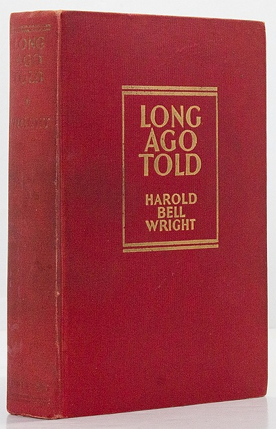 Long Ago Toldby: Wright, Harold Bell - Product Image
