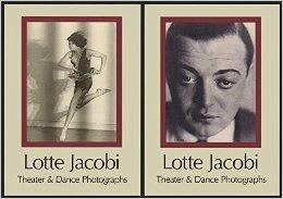 Lotte Jacobi: Theater & Dance Photographsby: Jacobi, Lotte - Product Image