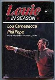 Louie in Seasonby: Carnesecca, Lou and Phil Pepe - Product Image