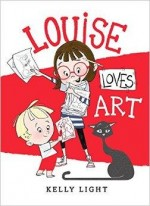Louise Loves ArtLight, Kelly, Illust. by: Kelly Light - Product Image