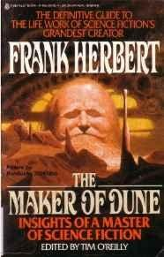 Maker of Dune, The: Insights of a Master of Science FictionHerbert, Frank - Product Image