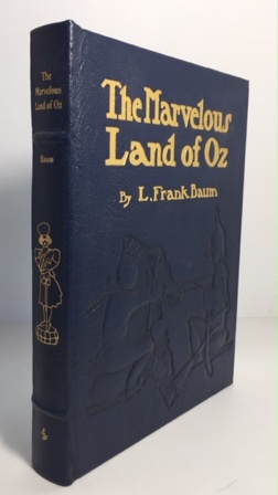 Marvelous Land of Oz, Theby: Baum, L. Frank - Product Image