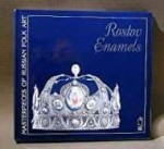 Masterpieces of Russian Folk Art: Rostov Enamels Albumby- Borisova, Valentina - Product Image