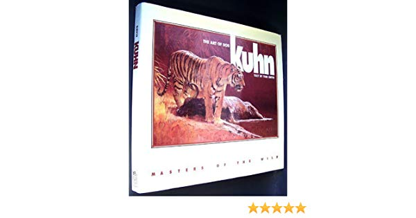 Masters of the Wild: The Art of Bob Kuhnby: Davis, Tom - Product Image