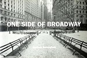 Matthew Buckingham: One Side of Broadwayby: Buckingham, Matthew - Product Image