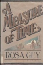 Measure of Time, A by: Guy, Rosa - Product Image