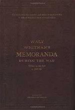Memoranda During the WarWhitman, Walt - Product Image