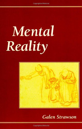 Mental Realityby: Strawson, Galen - Product Image