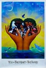 """Minnesota Zoological Society Poster (""""You Are the Heart of the Family"""")Punchatz, Don Ivan - Product Image"""