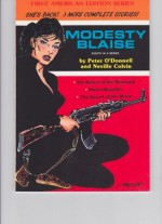 Modesty Blaise: The Return of the Mammoth, Plato's Republic, The Sword of the Bruceby: O'Donnell, Peter and Neville Colvin - Product Image