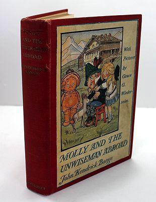 Molly and the Unwiseman Abroadby: Bangs, John Kendrick - Product Image
