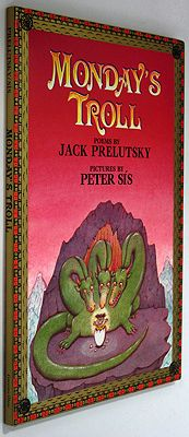 Monday's Trollby: Prelutsky, jack/Peter Sis - Product Image