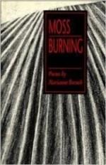 Moss Burningby: Boruch, Marianne - Product Image