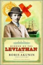 Murder on the Leviathan: A Novelby: Akunin, Boris - Product Image
