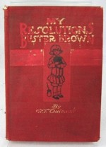 My Resolutions - Buster Brownby: Outcault, R. F.  - Product Image