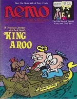 Nemo the Classic Comics Library #21, August 1986by: Marschall (Ed.) , Richard - Product Image