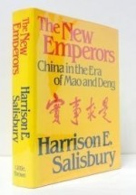 New Emperors, The : China in the Era of Mao and Dengby: Salisbury, Harrison E. - Product Image