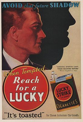 ORIG VINTAGE MAGAZINE AD / 1929 LUCKY STRIKE CIGARETTES ADby: N/A - Product Image