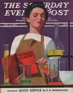 ORIG VINTAGE MAGAZINE COVER/ SATURDAY EVENING POST - MAY 4 1940by- Phillips (Illust.), John Hyde, Illust. by: John Hyde  Phillips - Product Image