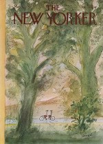 ORIG VINTAGE MAGAZINE COVER/ THE NEW YORKER - MAY 7 1979by- Sempe (Illust.), Jean-Paul, Illust. by: Jean-Paul  Sempe - Product Image
