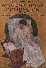 ORIG VINTAGE MAGAZINE COVER/ WOMAN'S HOME COMPANION - DECEMBER 1911by- Becher (Illust.), Arthur, Illust. by: Arthur  Becher - Product Image