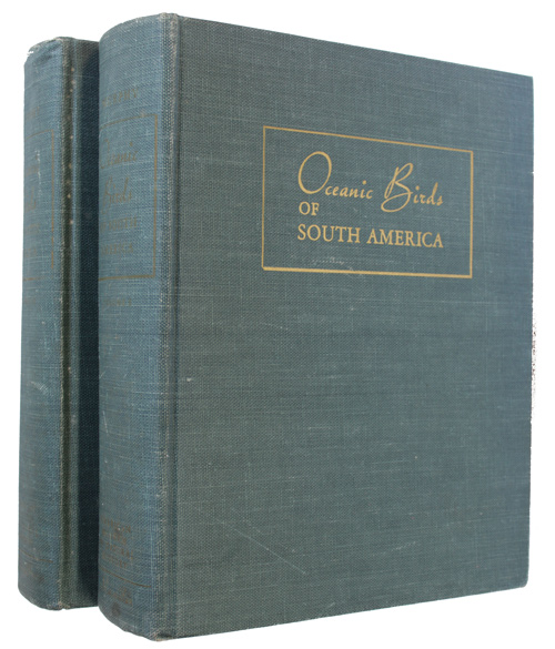 Oceanic Birds of South America (2 Vols)by: Cushman Murphy, Robert and Francis Jaques - Product Image