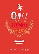 Once Upon an Alphabet: Short Stories for All the Letters (SIGNED COPY)by: Jeffers, Oliver - Product Image