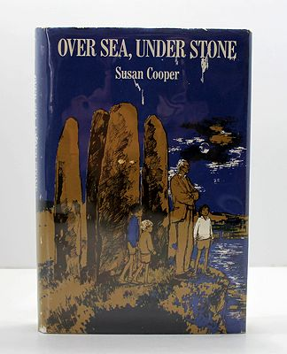 Over Sea, Under Stoneby: Cooper, Susan - Product Image