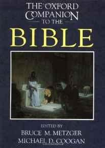 Oxford Companion to the Bible, TheCoogan, Michael David (Editor) - Product Image