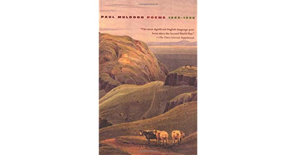 Paul Muldoon Poems 1968  1998by: Muldoon, Paul - Product Image