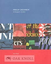 """Philip Grushkin: A Designer""""s Archiveby: Shaw, Paul - Product Image"""