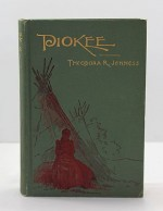 Piokee and Her People - A Ranch and Tepee StoryJenness, Theodora R., Illust. by: Maria L. Kirk - Product Image