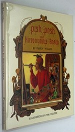 Pish, Posh, Said Hieronymus Boschby: Willard, Nancy; Dillon, Leo & Diane (Illustrators) - Product Image