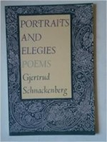 Portraits and Elegiesby: Schnackenberg, Gjertrud - Product Image