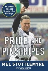 Pride and Pinstripes: The Yankees, Mets, and Surviving Life's ChallengesHarper, John - Product Image