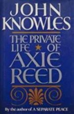 Private Life of Axie Reed, Theby: Knowles, John - Product Image