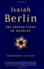Proper Study of Mankind, The : An Anthology of Essaysby: Hardy, Henry - Product Image